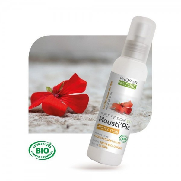 Organic Muscle Care Oil - Flexibility 100 ml - Propos Nature